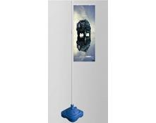 鹰牌3米注水旗杆